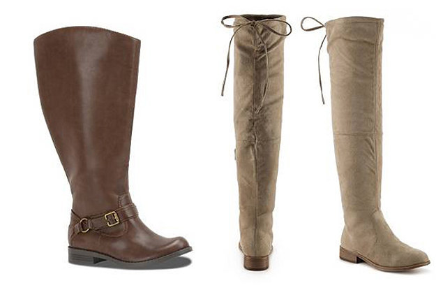 fabdad7291f7 18 Gorgeous Boots That ll Actually Fit Women With Wide Calves