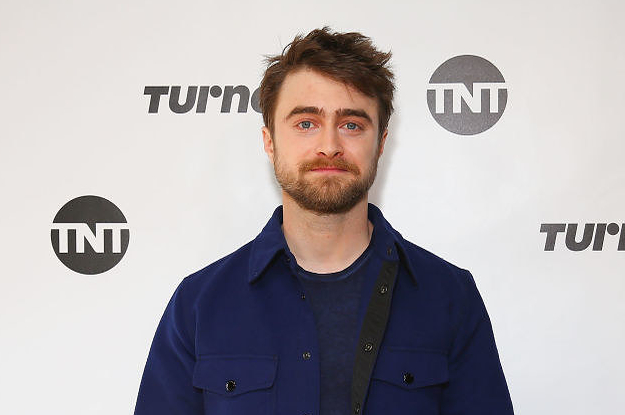 Daniel Radcliffe Is Grossed Out By That Pottermore Poo Tweet Too