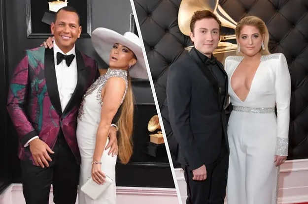 15 Of The Cutest Couples At The 2019 Grammy Awards