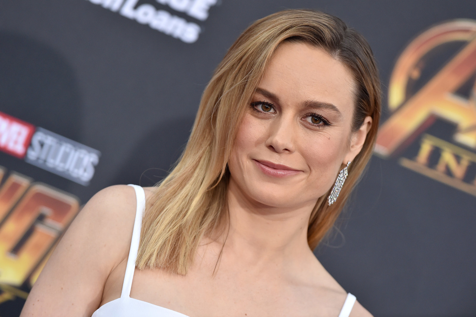 All right, so you know Brie Larson, yes?