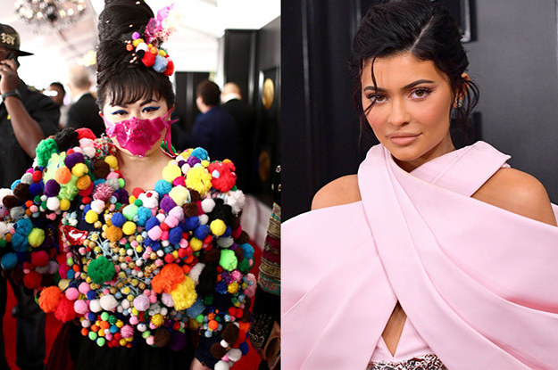 Here's All The Makeup And Hair Looks We Spotted At The Grammys