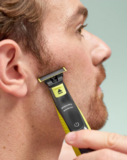 """Promising review: """"I have been wanting to try one of these so when my old beard trimmer died I decided to take the plunge. All I can say is: Wow, just wow. This thing surpassed my expectations. Not only does it trim my beard better than any beard trimmer I have ever had, but it shaves better than any electric shaver I have ever had! It shaves almost as well as a razor and it did not miss beating the razor by very much at all! Though, I can dry shave with it — so that, alone, makes it better than a razor! I cannot stop raving about this thing. It does everything and does it very well!"""" —Jeff HoustonPrice: $49.95 (and an extra $7.46 off with coupon at checkout)"""