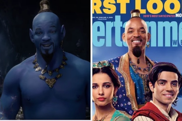 A New Quot Aladdin Quot Trailer Debuts During The Grammys