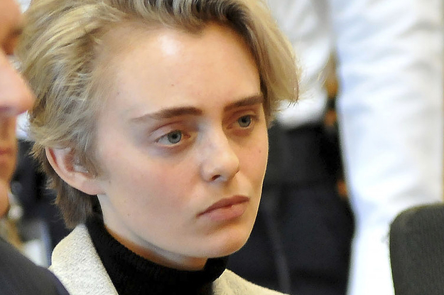 Michelle Carter In Jail >> Michelle Carter Is Going To Jail For Encouraging Her