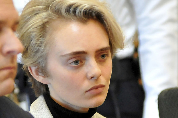 Michelle Carter Eyebrows >> Michelle Carter Convicted In Boyfriend S Texting Suicide