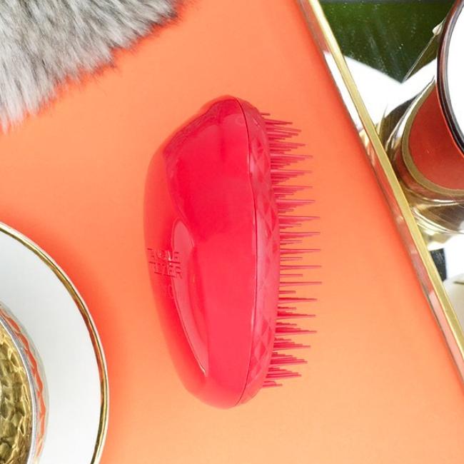 bean shaped brush