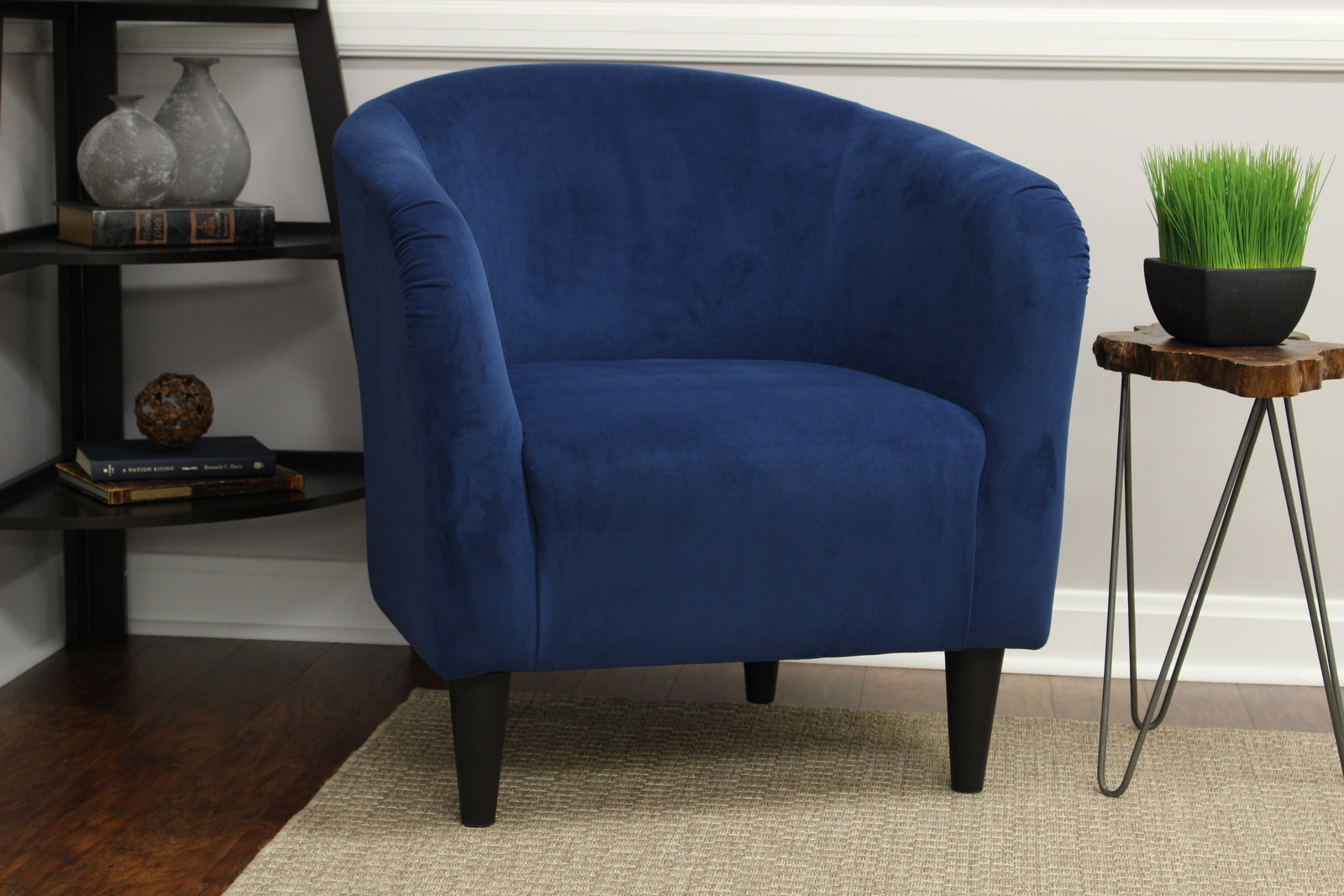 """Promising review: """"This product makes a huge difference in the room. Lovely accent chairs. Make the room look so much nicer."""" —PearlPrice: $89 (available in four colors)"""