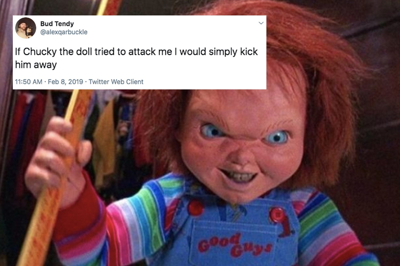 18 Jokes That Will Positively Slaughter Horror Movie Fans