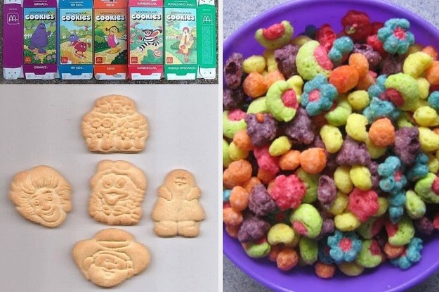 Im Sorry To Say That These 17 Things From The 90s That Will Never Touch Your Tongue Again