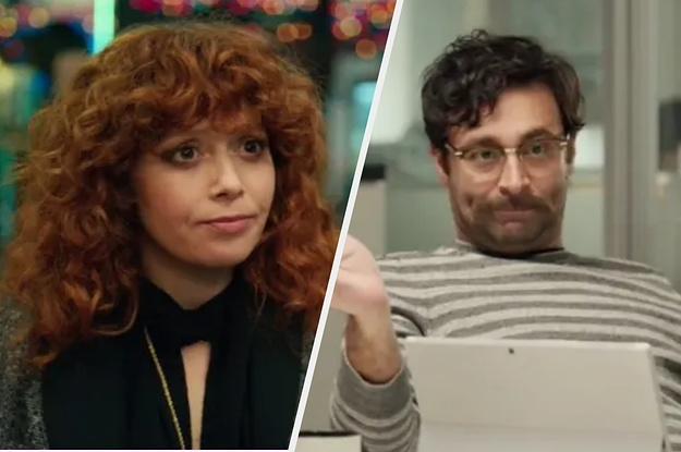 """This Guy In """"Russian Doll"""" Should Have Given The Twist Away The Whole Time"""