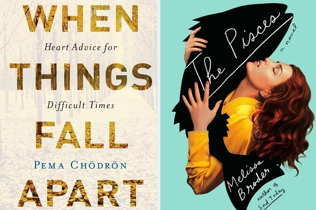16 Books To Read During A Breakup