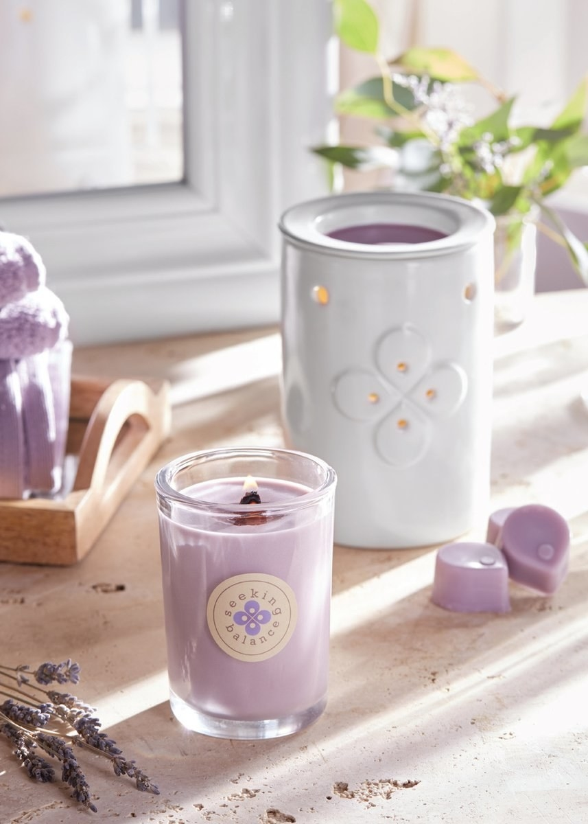 The relax candle