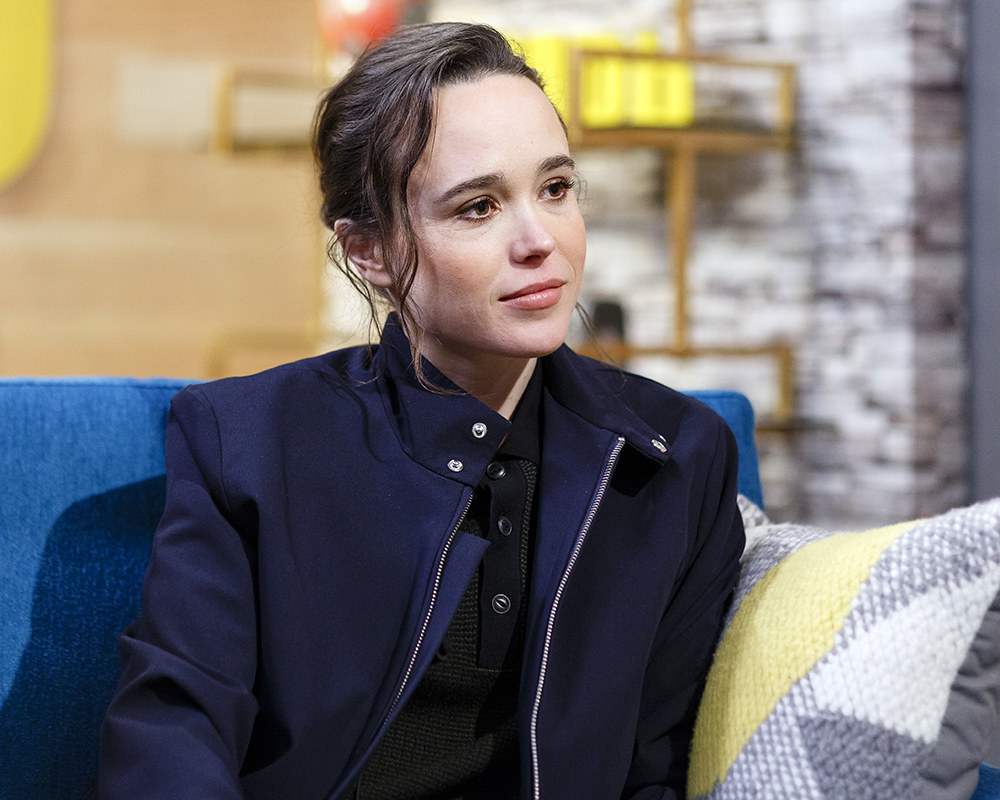 Ellen page coming out speech homosexuality