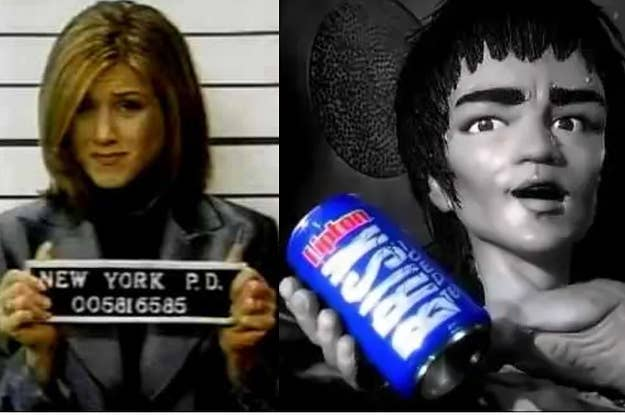 48 Pictures That Perfectly Capture The '90s