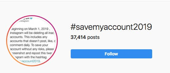 If You Just Lost A Bunch Of Followers On Instagram, Don't