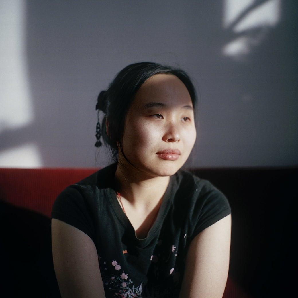 Yuzhi, 25, from Hunan, China, identifies as asexual and gray-romantic.