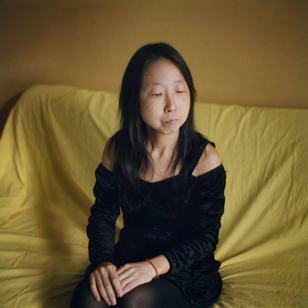 Eiko, 42, from Fukuoka, Japan, identifies as asexual and demi-romantic.