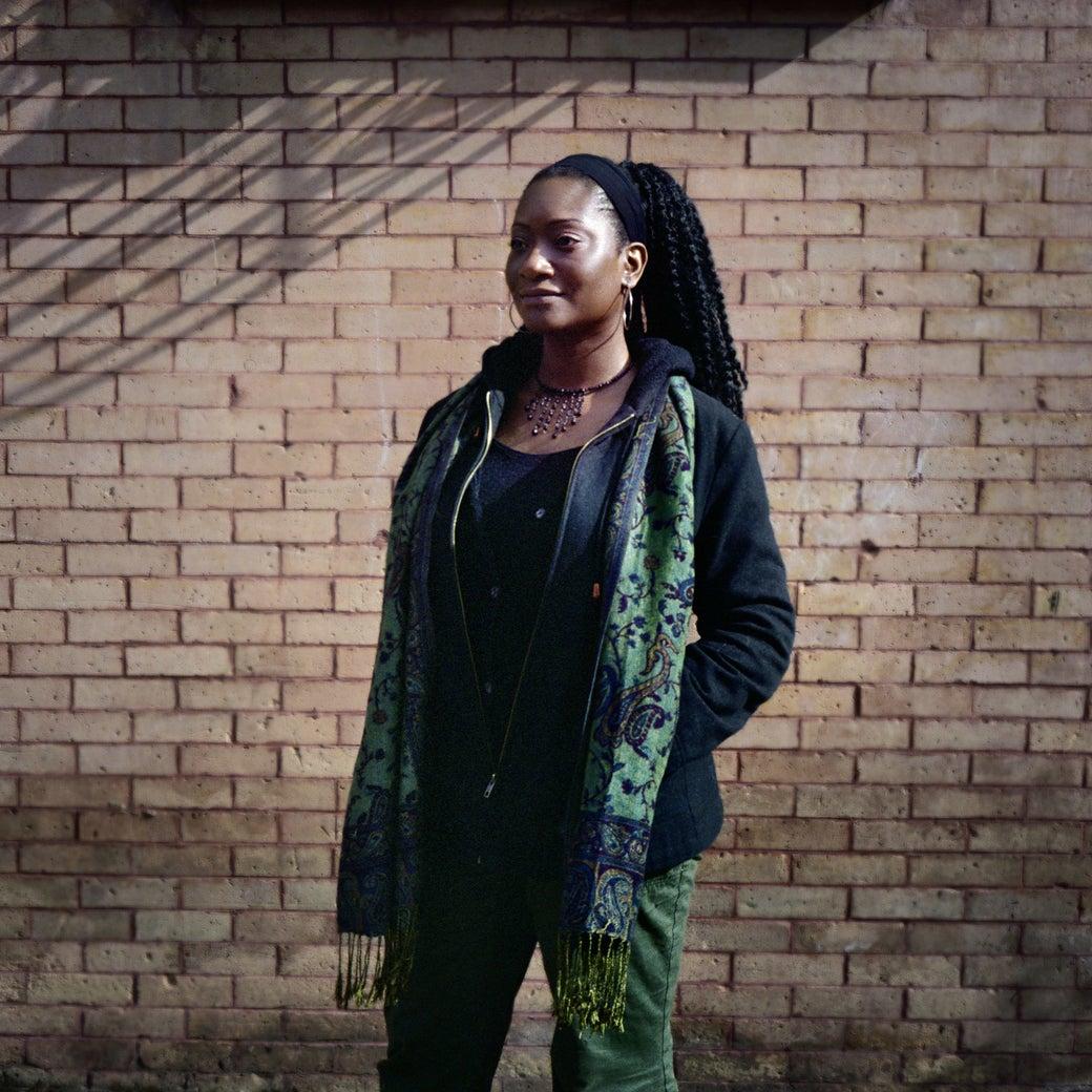 Antonia, 44, from Brooklyn identifies as asexual and heteroromantic.