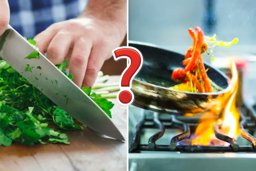 Tell Us: What Cooking Questions Would You Ask A Pro Chef?