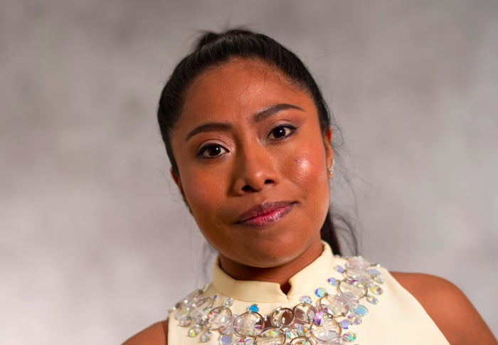 """The 26-year-old indigenous actress stars as the housekeeper, Cleo, in Alfonso Cuarón's latest movie, based on the director's life growing up in Mexico City. She is the first indigenous Mexican woman to be nominated in the Best Actress category, and only the second Mexican woman to be nominated for the award.""""In Mexico and elsewhere, people who look like Yalitza are immediately classified and deemed unworthy,"""" Cuarón told W Magazine in the most recent issue. """"Being acknowledged by the Academy has a big impact. It's another wall. And hopefully that wall has started to fall."""""""