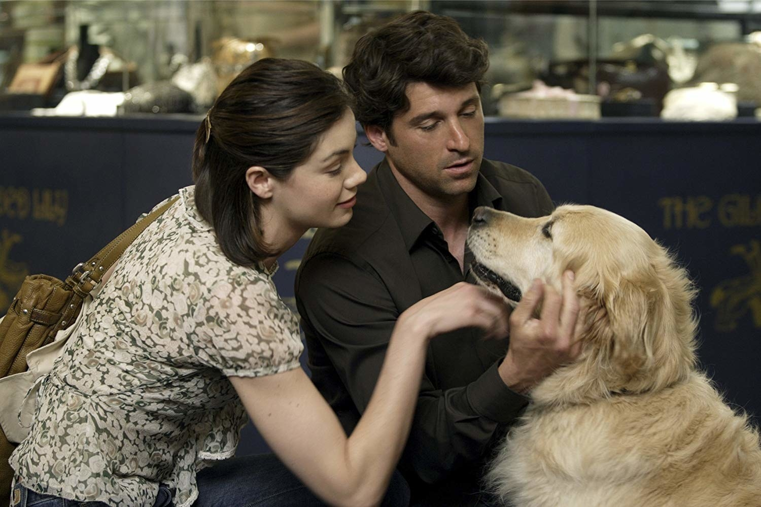 Made of Honor  -  You can see this plot coming from a mile away, but it's still so good. The premise:  When Hannah decides to get married, her best friend Tim realizes that he loves her ... so he spends all this time trying to convince her that her wedding is a terrible idea, and also that maybe she should reconsider her choice of life partner!