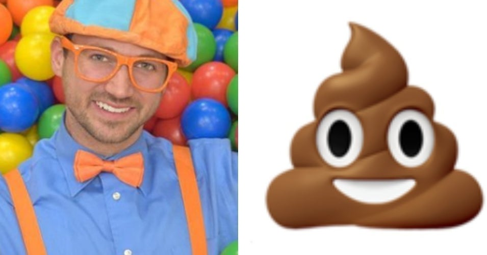 Kids Youtube Star Blippi Previously Made A Nsfw Viral Harlem Shake