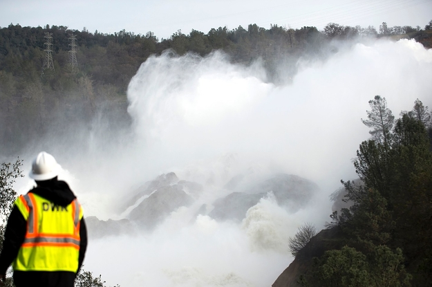 California's Major Dams Face Risks Of Floods And Failure Due To