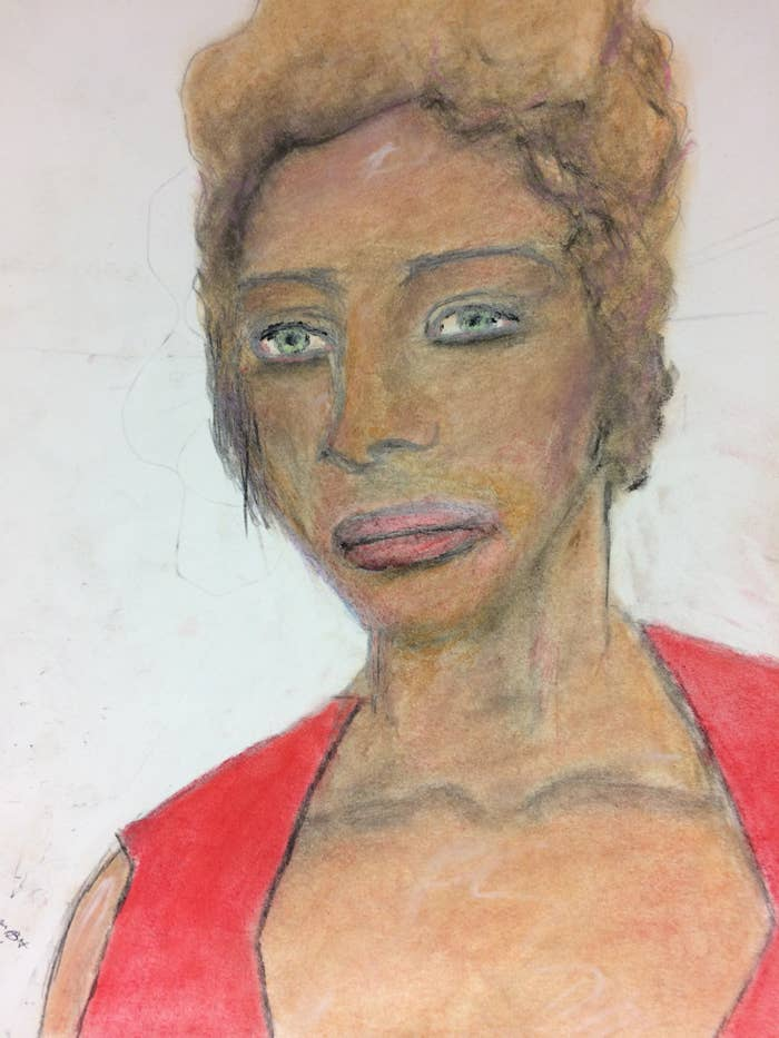 FBI Releases Serial Killer Samuel Little's Drawings In Hopes Of