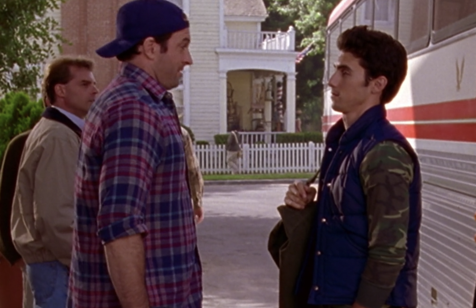 "Jess Mariano from  Gilmore Girls  -  ""The second he stepped off the bus, I knew that I'd love him.""  — adriannachavivaf"