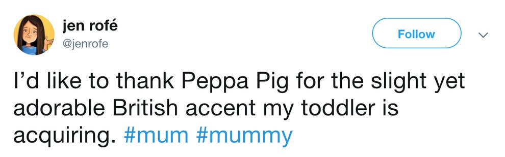 American Kids Are Developing British Accents From Watching Peppa