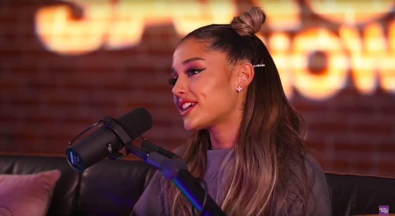 """Şarkının bu versiyonunda, Ariana bunun yerine başkalarının aşk hayatı hakkında söylediklerini ifade etti.  Açıkladı: """"Hâlâ hatalarımı ve ne yaptığımı ve her şeyin nasıl olduğuma nasıl katkıda bulunduğunu kucaklıyordu, ancak daha az doğrudanydı."""""""