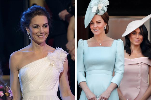 a comparacao dos vestidos da kate middleton e da meghan markle ressuscitou uma narrativa que ninguem aguenta mais vestidos da kate middleton