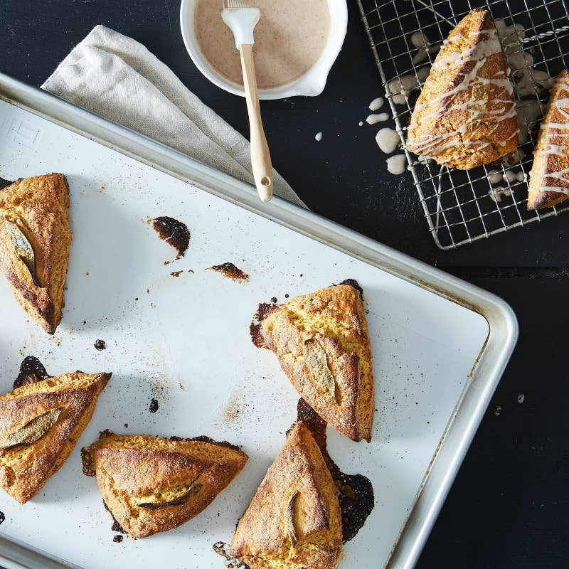 Maybe these will finally help you save time and money in the baking aisle! Get them from Food52 for $22+ (available in quarter sheets or half sheets).