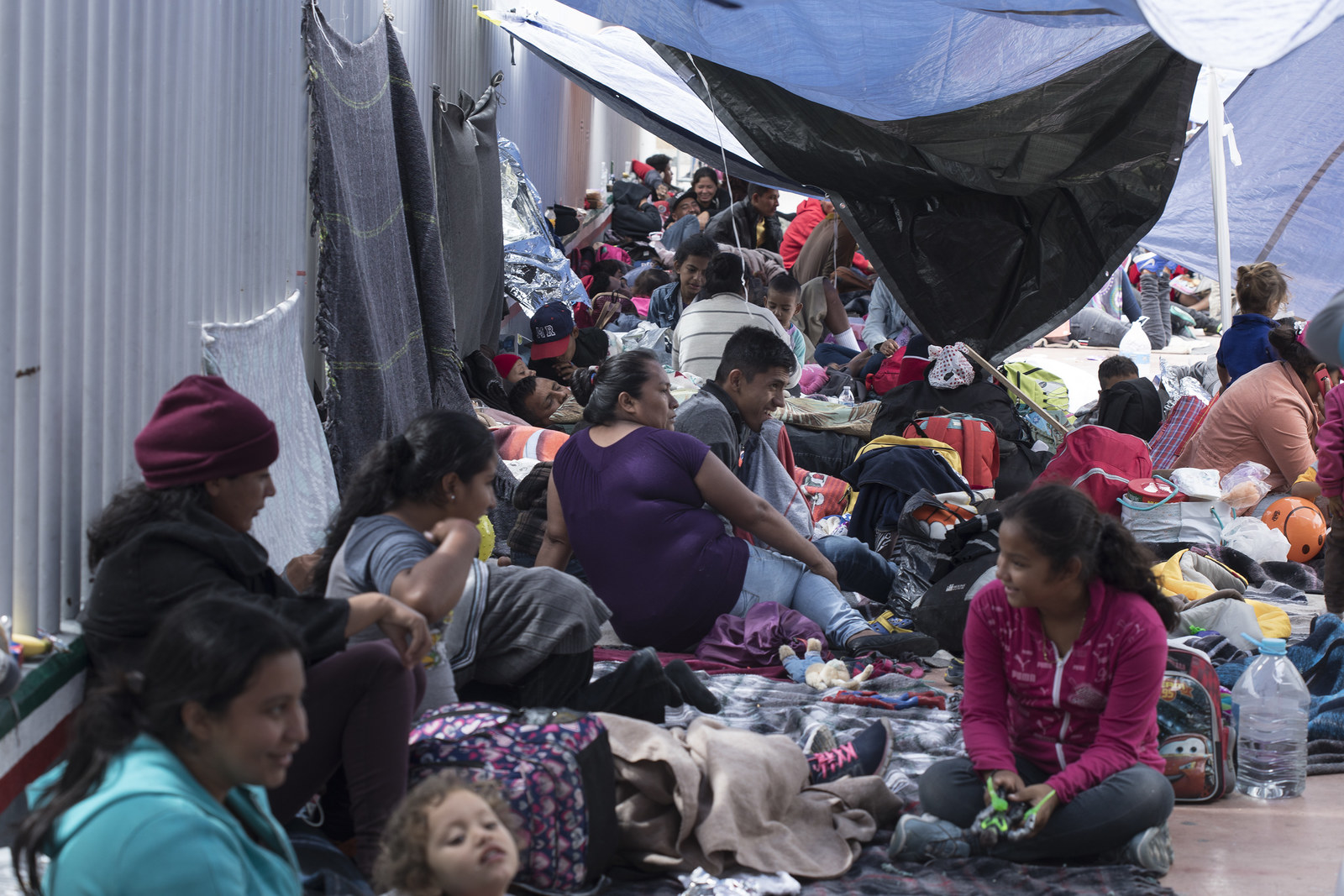 The Trump Administration Has Sent The First Asylum-Seeking Families Back To Mexico
