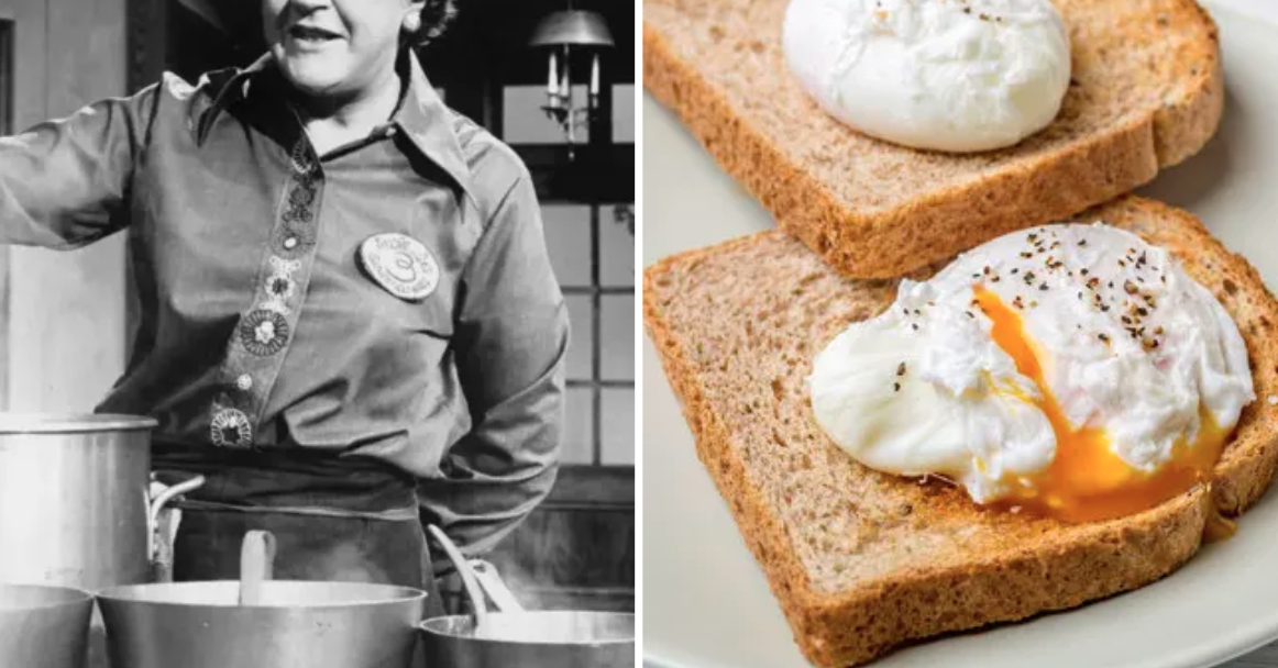 Julia Child's Simple Egg Hack Is A Game Changer
