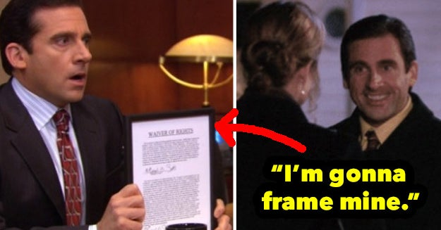 "17 Small Consistencies That Prove ""The Office"" Is The Greatest Show Of All Times"