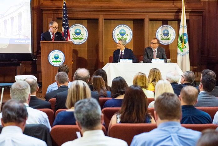 EPA's 2018 National Leadership Summit