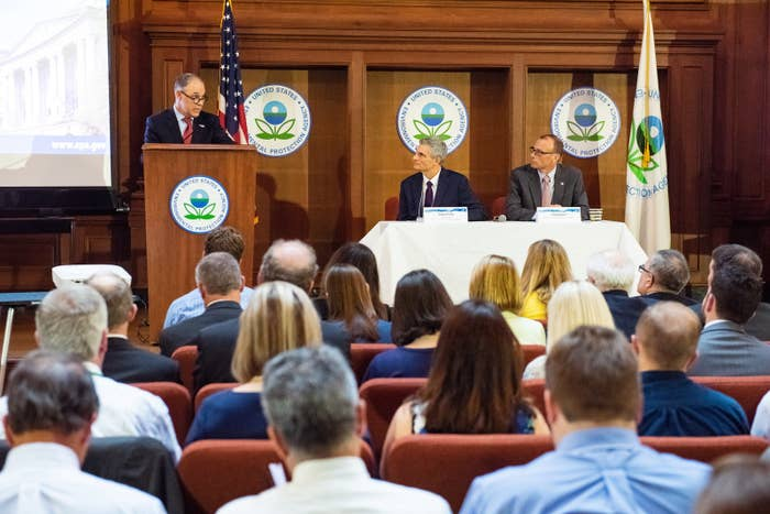 EPA's 2018 National Leadership Summit