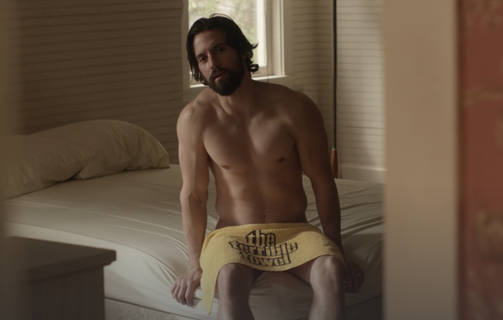 "Jack Pearson from  This Is Us  -  ""I mean, seeing a naked Milo Ventimiglia is all I needed.""  — 2ala127"