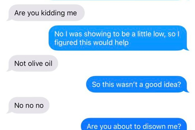 """Dads Falling For The """"Olive Oil In Your Car"""" Prank Is My New Favorite Thing"""