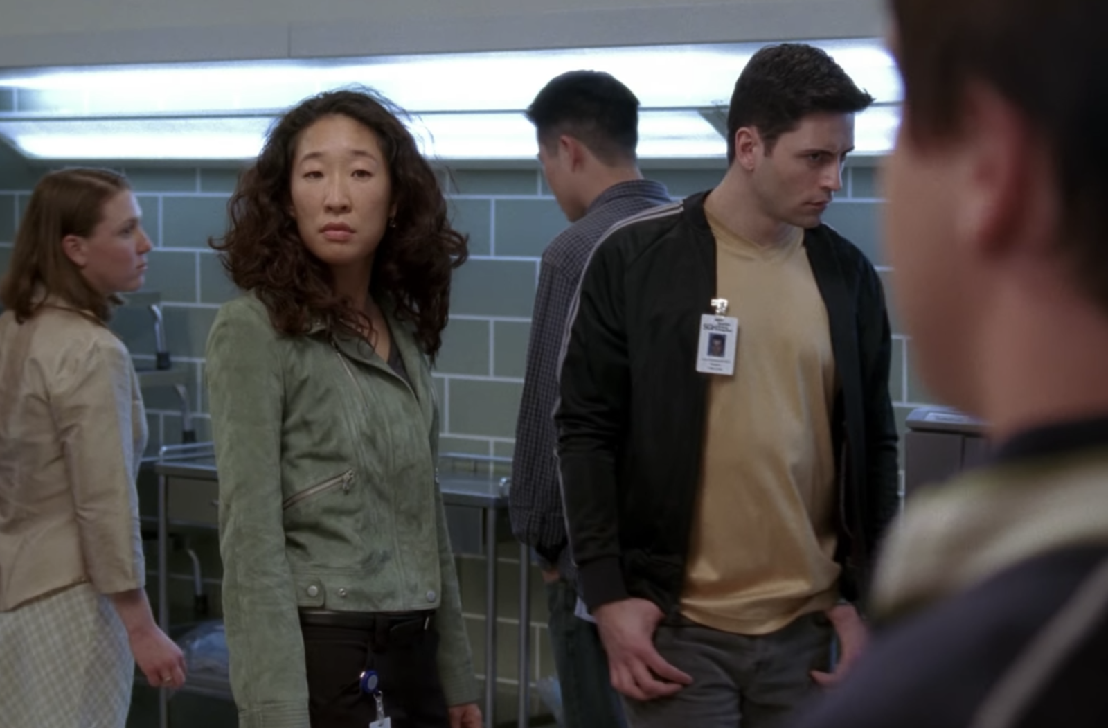 "Cristina Yang from  Grey's Anatomy  -  ""Just the way she was eyeing the competition in her first scene, I knew she wouldn't be taking shit from anyone. I admired her determination right from the start.""  — emilys4eca229f9"