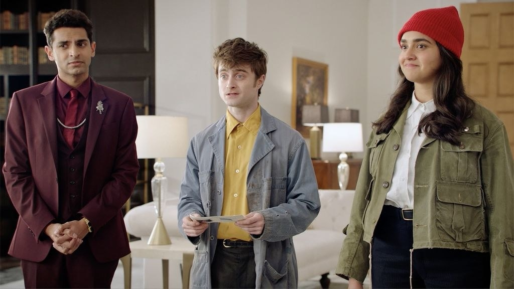 Daniel Radcliffe and Steve Buscemi's new show  Miracle Workers  premiered this week. The series follows two low-level angels who are trying to convince God to spare humanity.