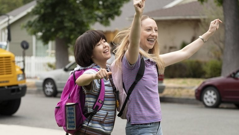 Pen15  started streaming on Hulu and quickly became an amazing comedy with a lot of heart.