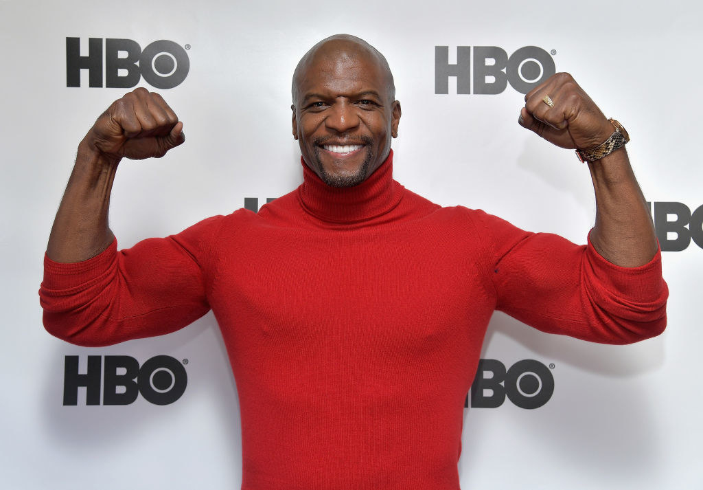 Between hosting  America's Got Talent: The Champions  and making us laugh on  Brooklyn Nine-Nine , we absolutely can't get enough of Terry Crews.