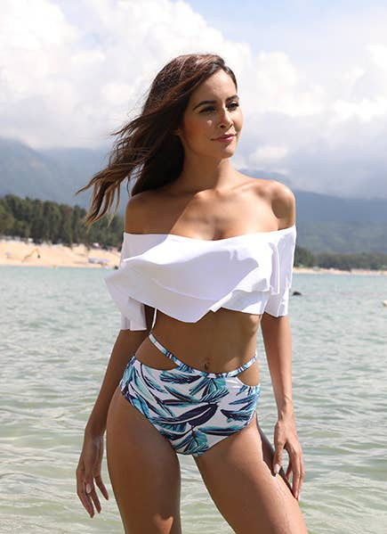 9aec69f0a1 Promising review   quot I really love this swim suit. My honeymoon was here