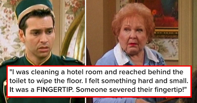 15 Horror Stories From Hotel Employees That'll Honestly Make Your Jaw Drop