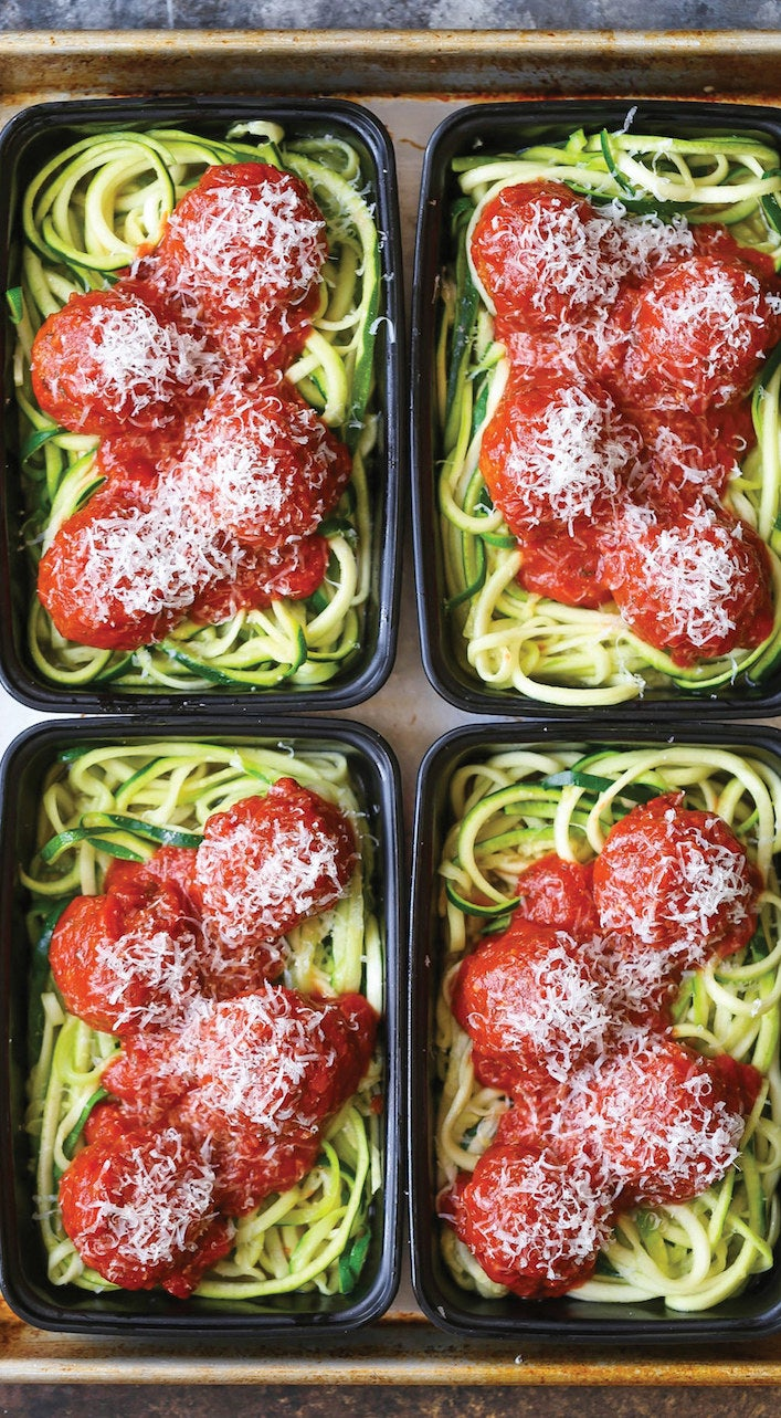 Beat that pasta craving with this easy and healthy dish. Recipe here.