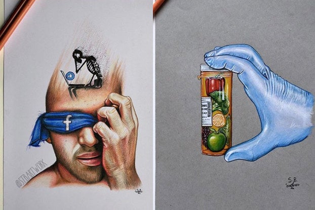 This Powerful Artwork About Culture And Social Media Really Makes You Think