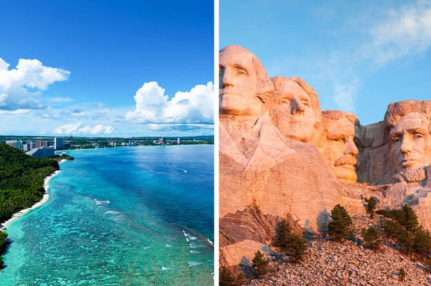 27 Underrated U S  Vacation Spots You Should Visit Before You Die