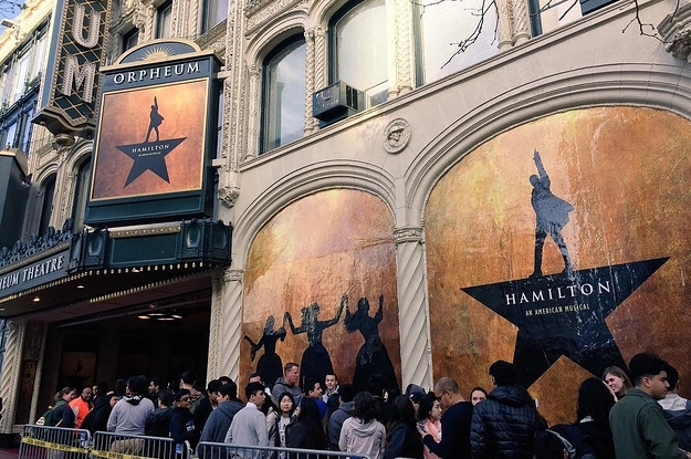 "A Panicked Stampede At A ""Hamilton"" Performance Injured 3 After A Medical Emergency Was Confused For A Shooting"